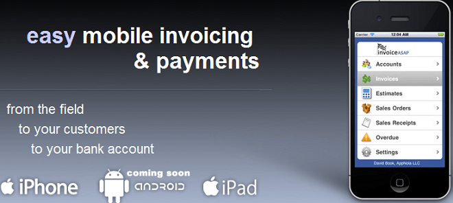 InvoiceASAP Unveils Integrated Mobile Invoicing Platform Using Jumio     InvoiceASAP Unveils Integrated Mobile Invoicing Platform Using Jumio    Silicon Bayou News