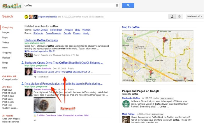 Coffee  Google Search  personal