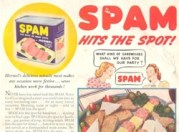 SPAM HITS THE SPOT
