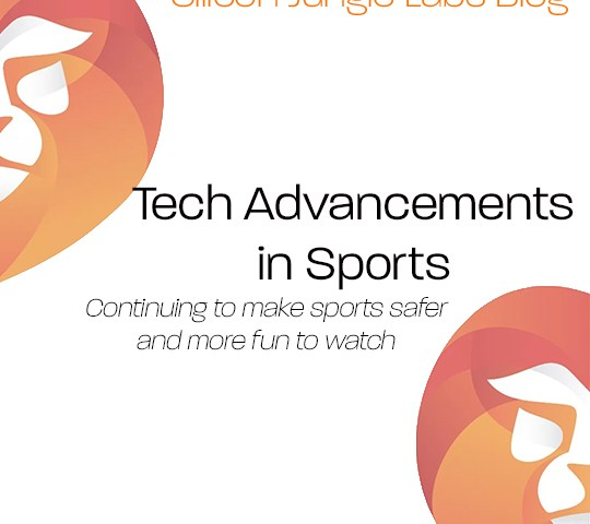 More Sports and Tech