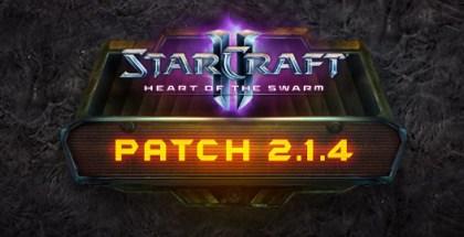 StarCraft 2 Patch 2.1.4