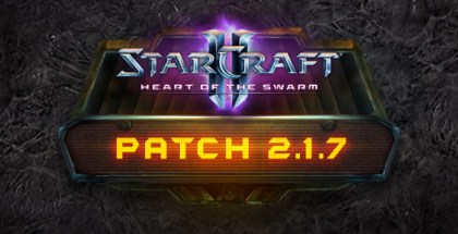 StarCraft II Patch 2.1.7 Notes
