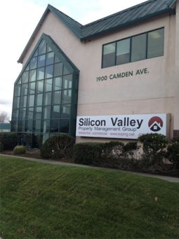 Silicon Valley Property Management Group's office in San Jose