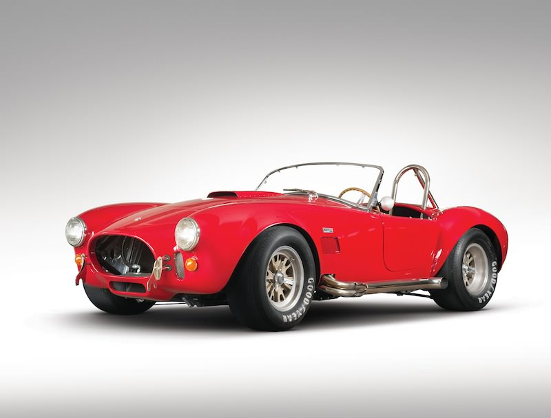 1966 SHELBY 427 COBRA :: via Silodrome