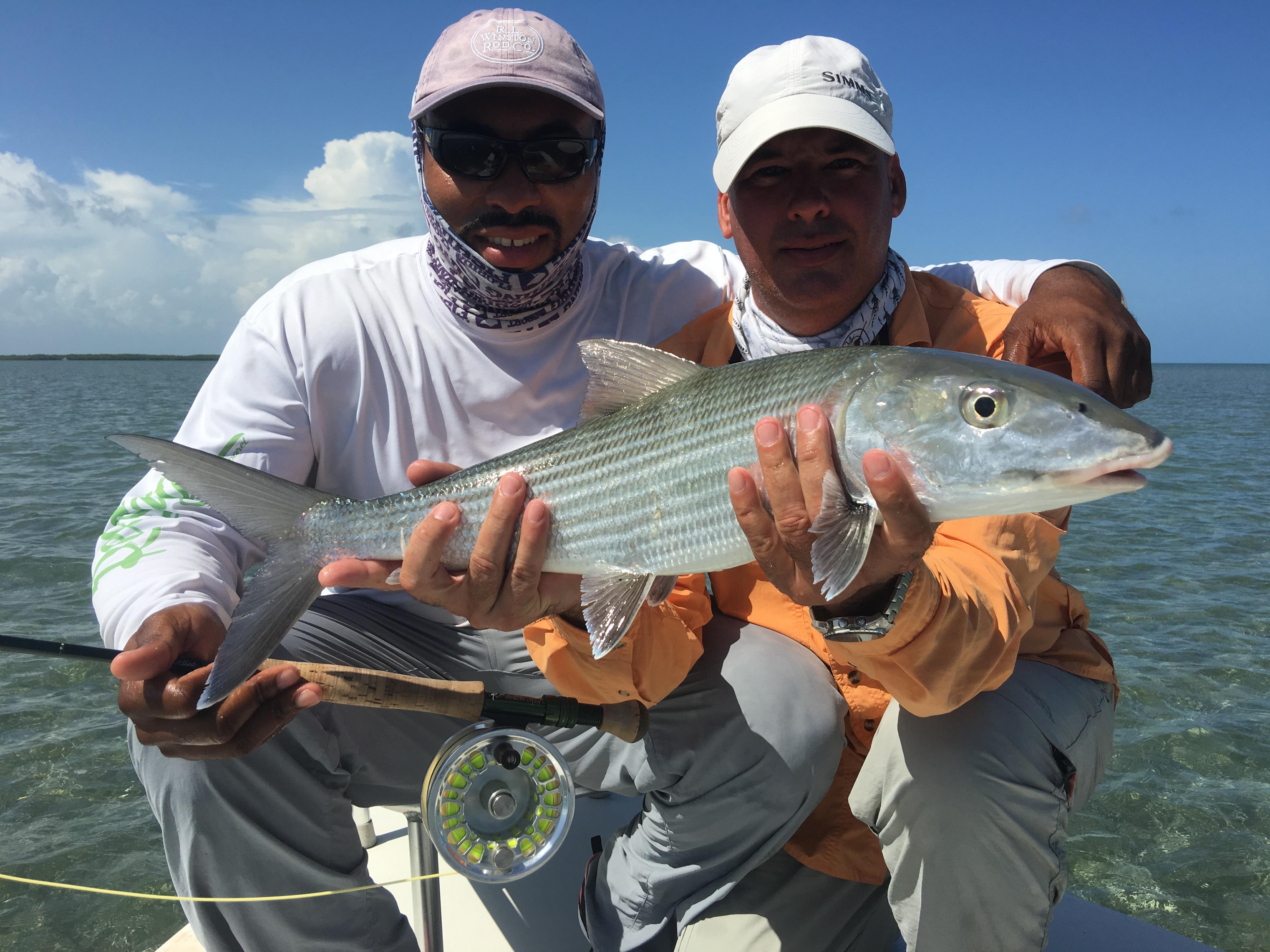 Bonefish Permit Fishing Miami