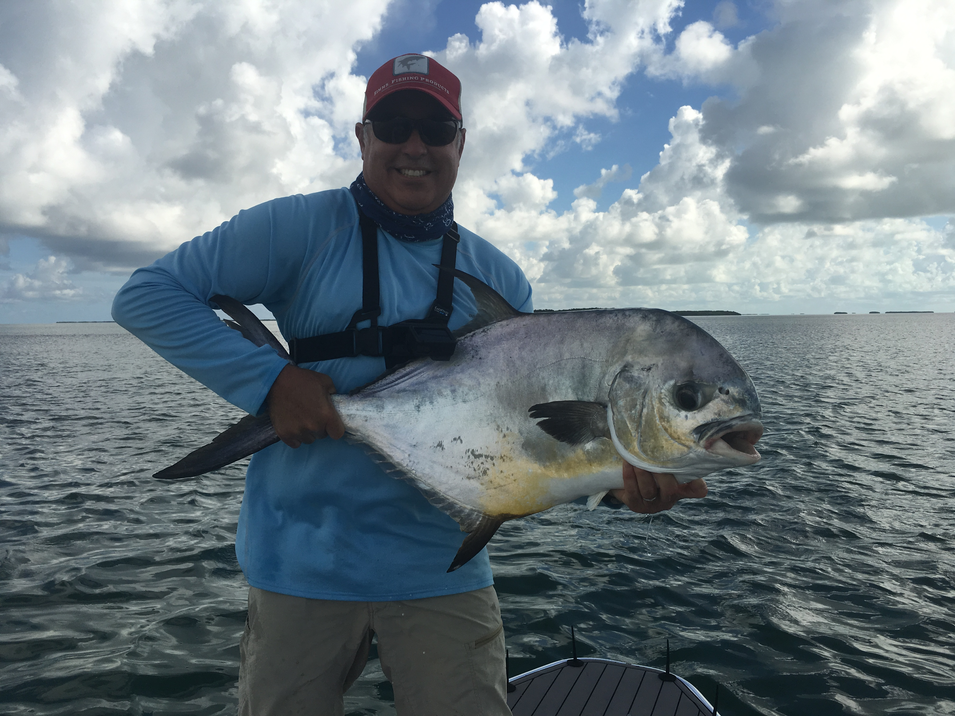 summer time fishing in flamingo and Biscayne bay