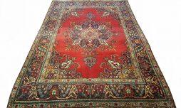 Tabriz Perzisch tapijt 007, 306x205cm