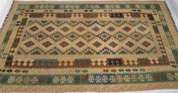 Oosters Afghaan Kelim 266 x 162 cm