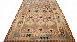 Kelim Afghaan tapijt  255 x 183 cm