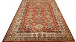 Kazak Oosters Perzisch Tapijt  245 x 178 cm