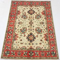 Kazak Oosters Perzisch Tapijt  221 x 151 cm