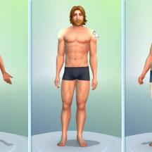 The Sims 4 Create-A-Sim Male