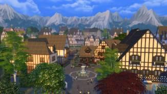 Windenburg Sims 4 Get Together