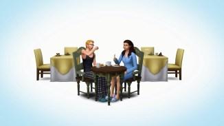 Sims 4 Restaurant Pack