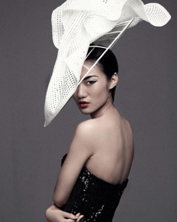 Ayu Gani Wajahnya Unik Dan Eksotis Pemenang Asia's Next Top Model