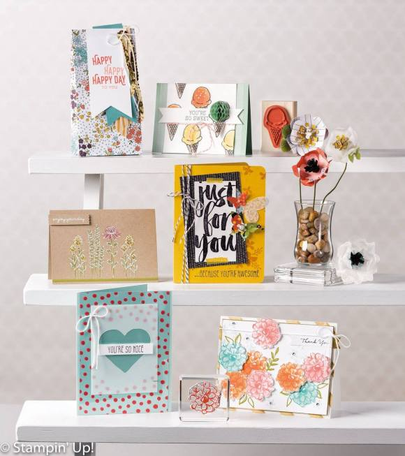 Stampin' Up! Occasions Catalogue, Australia 2016. Available now!