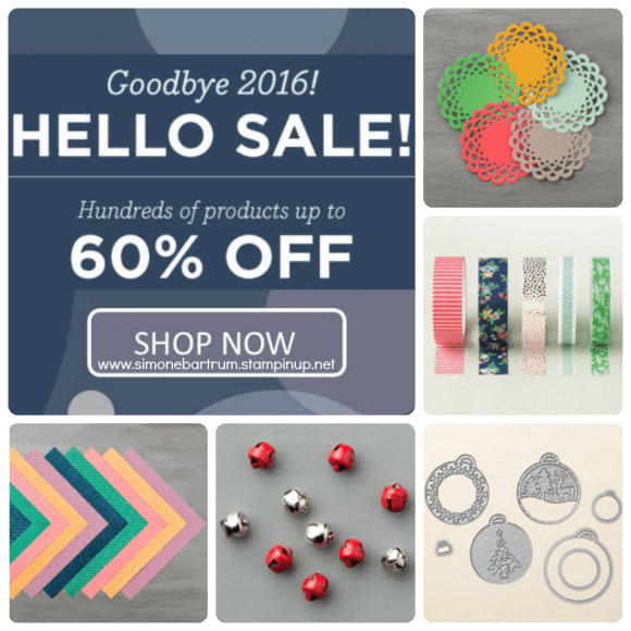 Stampin' Up! Australia - Year End CloseOut Sale