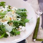 Venkel courgette salade – Whole 30