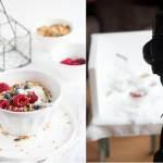 Food fotografie ; wit, witter, witst