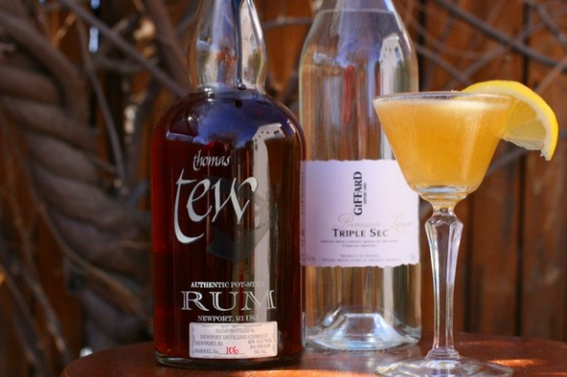 thomas tew rum xyz cocktail