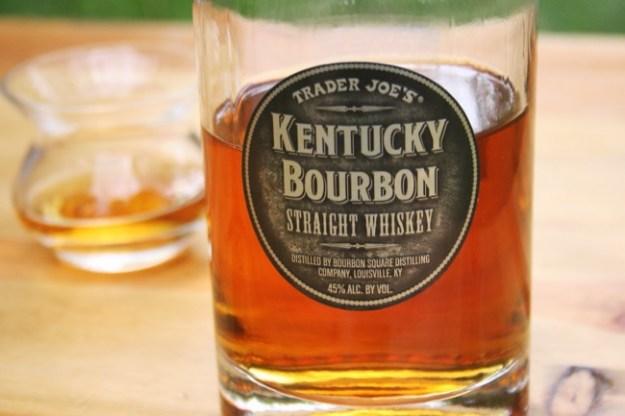 trader joes kentucky bourbon