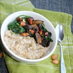 steel cut oats two ways savory simpleandsavory.com