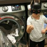 I can understand why some moms think doing laundry ishellip