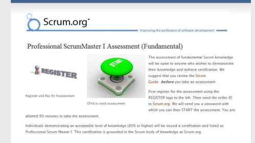 scrummaster 1 Scrum For the Money...