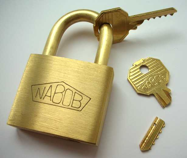 lock depicting production data should be inaccessible