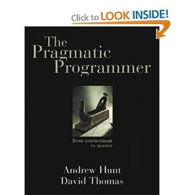 pragmatic thumb Book Review: The Pragmatic Programmer