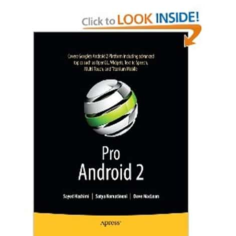 proandroid2 thumb Book Review: Pro Android 2