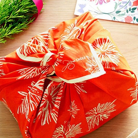 gift wrap nature lovers easy style fabric wrapping 1211 l thumb Wrapping Callbacks