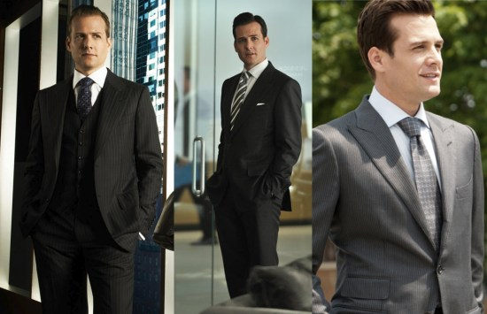 harvey specter2 Celebrity Styles: Suits