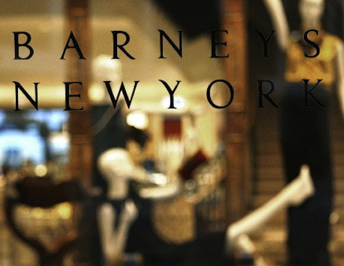 barneys new york Couple Sales