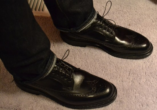 alden lwb7 Product Review: Alden Long Wing Bluchers