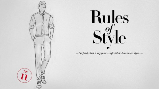 style note 11 Style rules   part 4