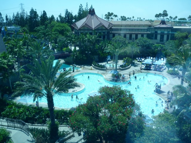 Disneyland Hotel E Ticket Swimming Pools- Simple Sojourns