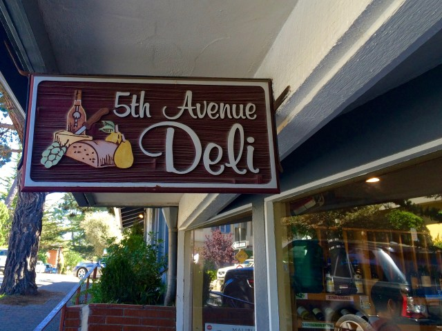 5th Avenue Deli Carmel By The Sea - Simple Sojourns