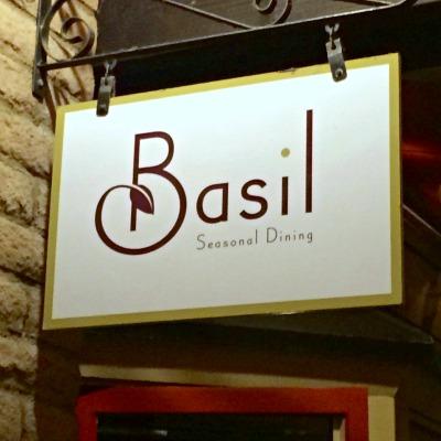 Basil Seasonal Dining - Simple Sojourns