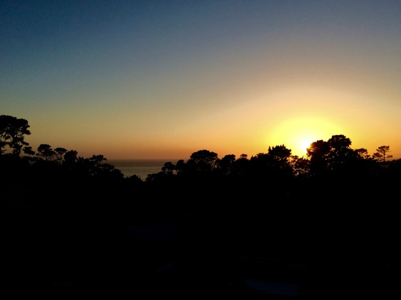 Sunset at the Hofsas House - Simple Sojourns