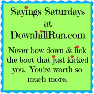 Sayings Saturdays 1 20 2016
