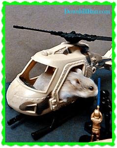cobra hamstercopter