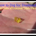How to Dig for Diamonds