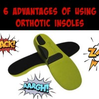 6 Advantages of Using Orthotic Insoles