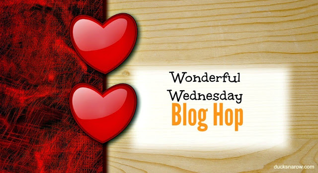 WONDERFUL WEDNESDAY BLOG HOP #213