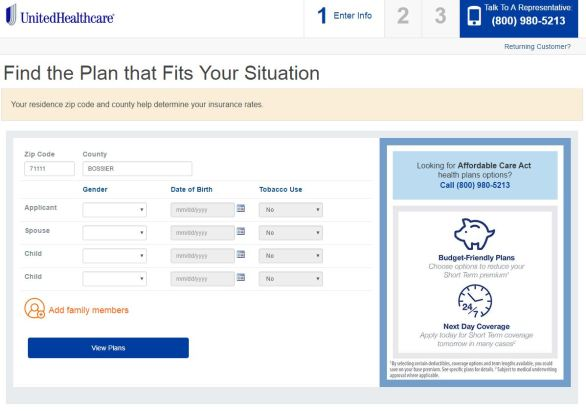 UnitedHealthcare has options for Health Insurance.  Get healthcare education here.