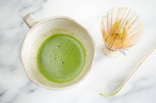 The awesome benefits of Matcha green tea.