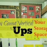 How Going Vertical Ups Your Storage Space