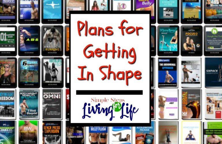 Plans for Getting In Shape