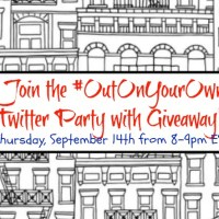 Join the #OutOnYourOwn Twitter Party Thurs., Sept. 14th 8-9pm EST